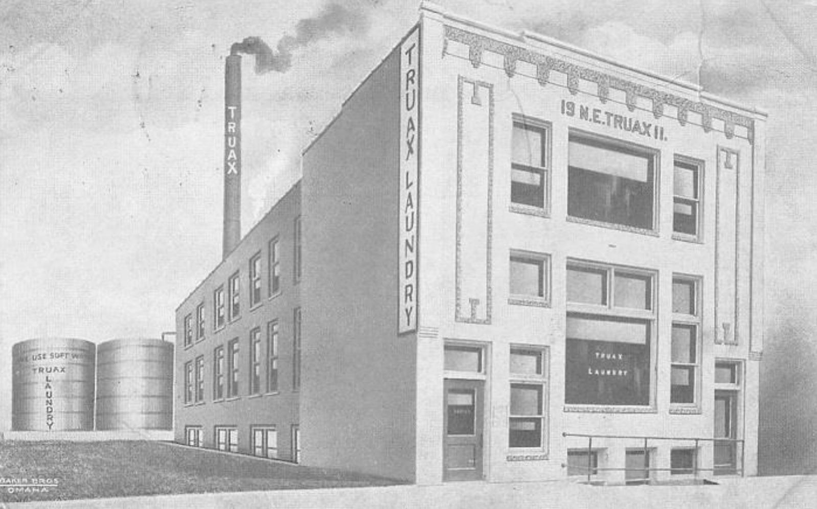 Postcard, circa 1920